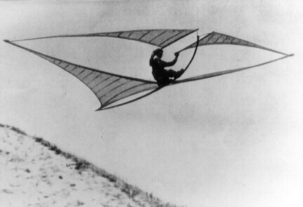 1923 Platz Glider: Simplicity Perfection