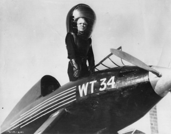 WT34: Wear your own cockpit canopy.