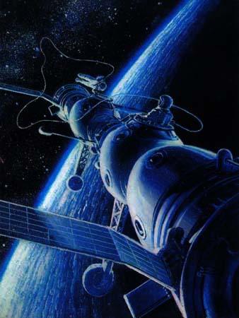 Soyuz 4-Soyuz 5: Orbital Transfer Première