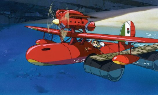 Porco Rosso's S.21 Folgore: A Savoia that looked like a Macchi.