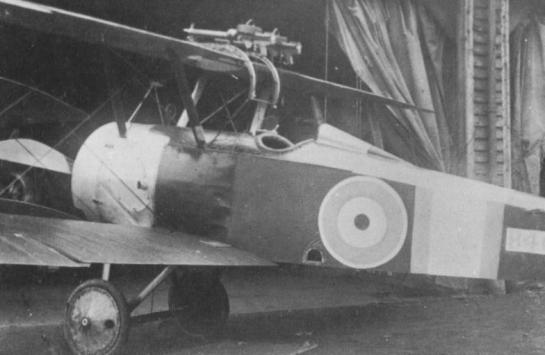 Sopwith F.1 Camel Home Defense: What is a Camel without a hump?