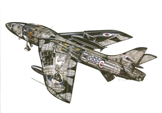 A Hawker Hunter for two: Double Pleasure