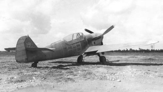 Hispano Aviación HA-1110 K1L: A very neat Messer for two.