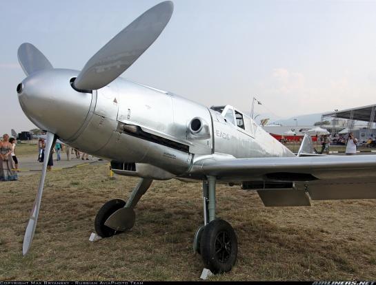 Messerschmitt Bf 109G-2: Dazzling