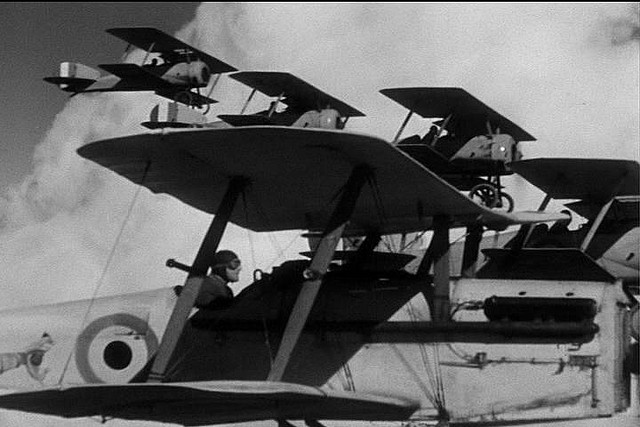 Royal Aircraft Factory  S.E.5a and Thomas-Morse S-4C: HELL YES !!!