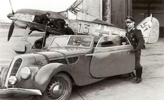 Focke-Wulf Fw 190A-5: BMW Power