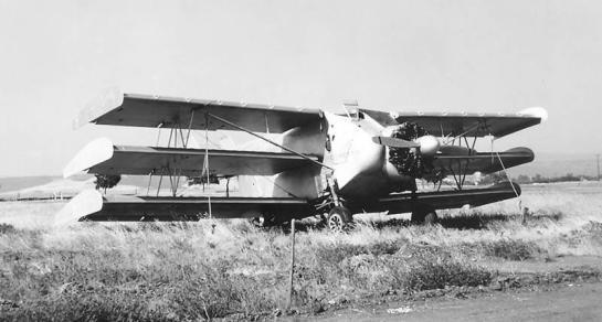 1957 DeKellis-Olson Air Truck: Dumpy Tri.