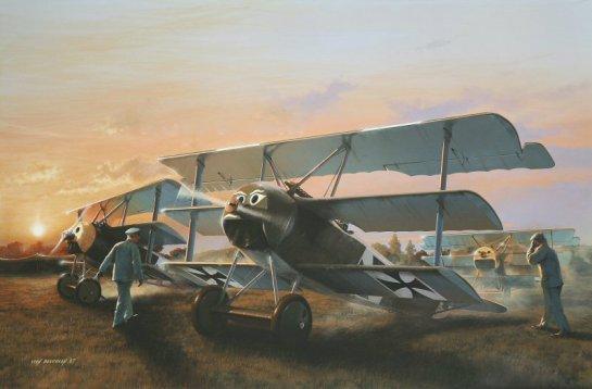 Fokker Dr.1: The Bravest