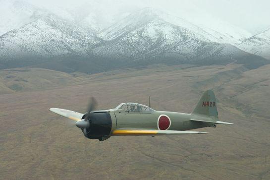 Nakajima A6M2 Model 21 Zero: Ironies....