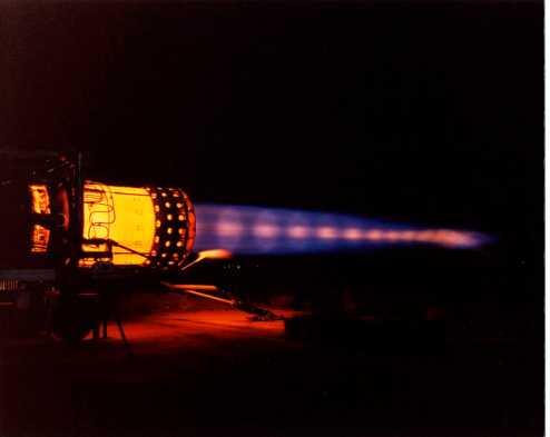 Pratt & Whitney J58: Awesome Torch