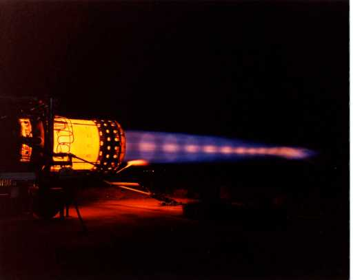 Pratt & Whitney J58: Awesome Torch