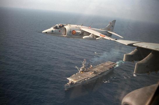 Hawker Siddeley AV-8A Matador: Sea Maestro.