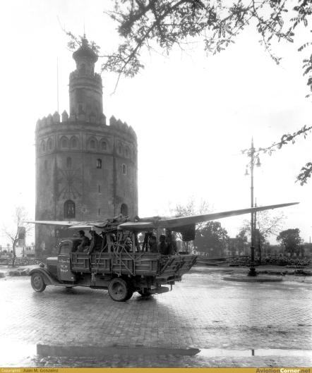 Hispano-Suiza HS-42A: That Spain….