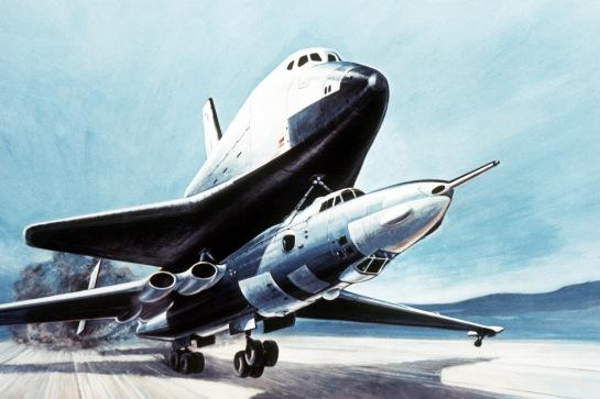 Myasishchev VM-T Atlant/Buran: The Primordial Titan