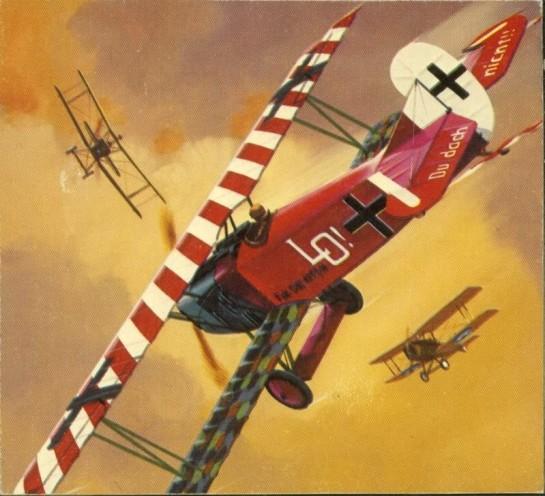 Fokker D.VII: Du Doch Nicht !
