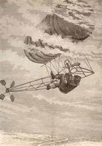 Charles F. Ritchel's Flying-Machine: The Boldness of Youth