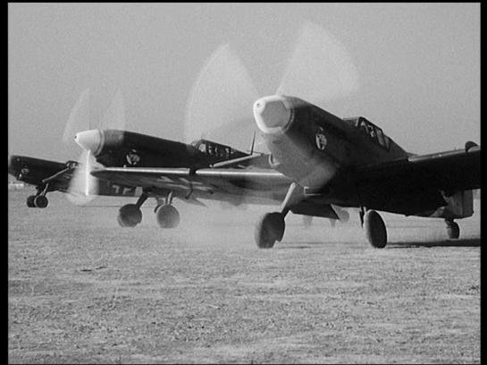 Hispano Aviación HA-1112 K.1.L:Tripalas in disguise.