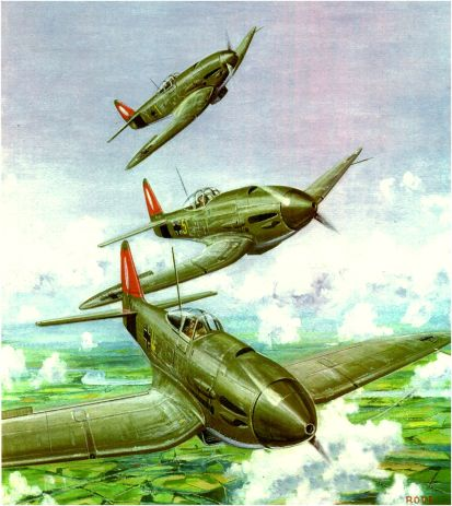 Heinkel He 112B: If only....