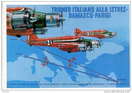 Savoia-Marchetti S.79 CS Sparviero: Ai Primi Tre.