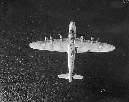 Short Sunderland Mk.III (?): Above his Kingdom.