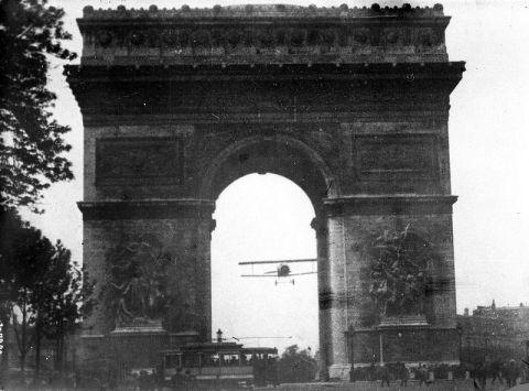 Nieuport 11 Bébé: Don't mess with Les Aviateurs.
