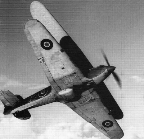 Hillson FH.40 Slip-Wing Hurricane: The Fury-cane (II),