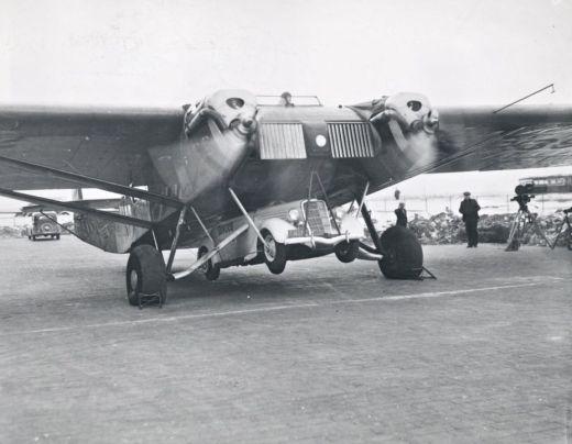 Uppercu-Burnelli UB-20: Packard helpin' a Ford…