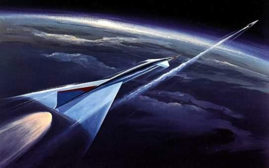 Pre-NAA B-70 Valkyrie: Startling Armageddon.