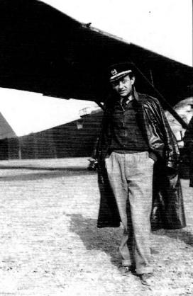 Potez 540 & André Malraux: L'espoir wasn't enough.