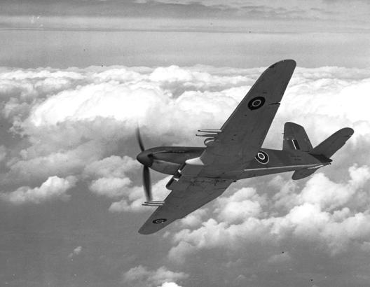 Blackburn Firebrand T.F.Mk II: Fatal Attraction