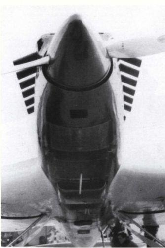 Heinkel He 70F Blitz: Lightning Fast.