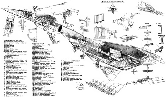 NAA XB-70 Valkyrie: The Non Plus Ultra,....bar none.