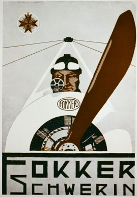 Fokker Eindecker: Blue Max Enabler.