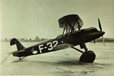 Fokker D.XVII: Some confusion.