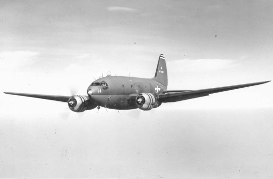 Curtiss C-46D Commando:A real beast to tame