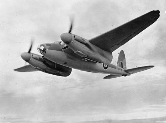 de Havilland Mosquito B.IV Serie 2: Heavenly Body.