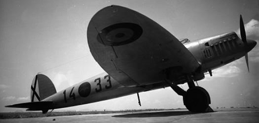 Heinkel He 70F Rayo: Non Stop Ray.