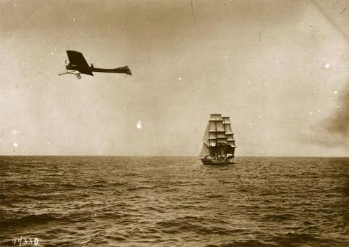 Antoinette VII Monoplane: The heavenly loser (II).