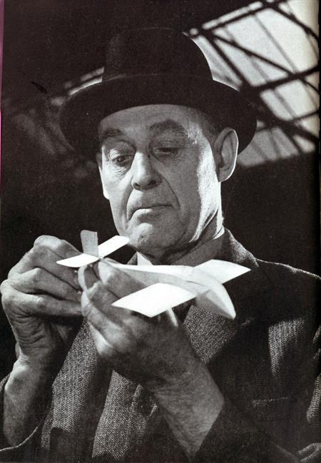 John W. Seddon's Mayfly: It seemed like a good idea at the time.