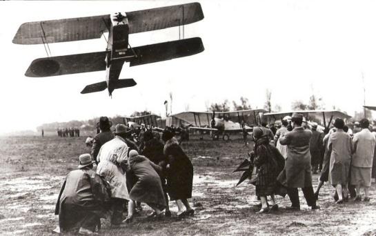 Martinsyde F.4 Buzzard: El Gavilán se pavonea.
