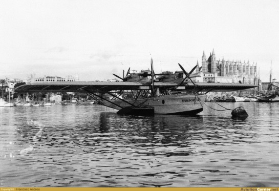 Dornier R 4 Super Wal: Spanish Fiasco.