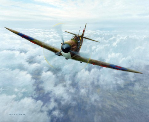 Supermarine Spitfire Mk.I: Axiomatic.