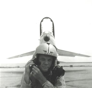 Vought F8U-1P Crusader: MARINE