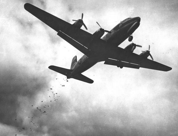 Douglas C-54 Skymaster: Winnin' Hearts & Minds.