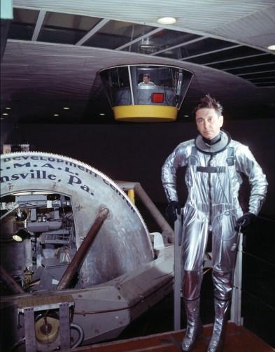 David Clark XMC-2: The Shiny Crusader.