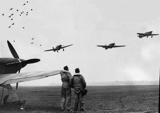 Hawker Hurricane Mk.I: Owner of the Sky.