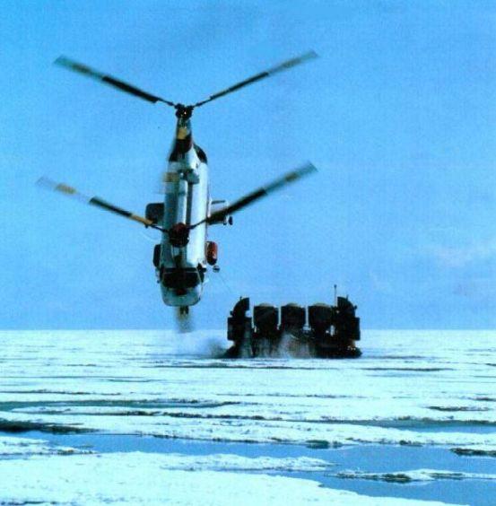 Kawasaki KV-107-II: James Bond's Stuff.