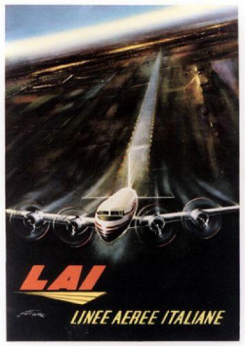 Douglas DC-6: Lira Maker