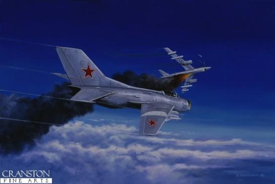 MiG-19 vs B-47: Reality always outstrips fiction.