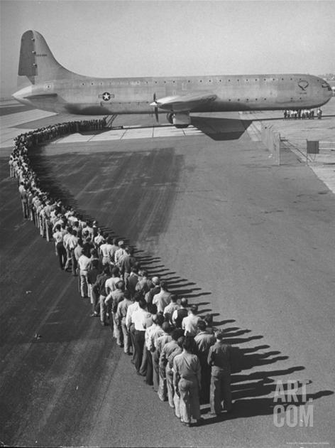 Convair XC-99: A Wide Body too soon.
